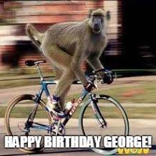 Bike Meme - monkey birthday bike memes imgflip