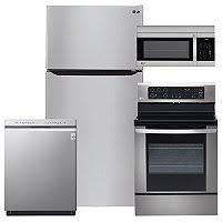 Stainless Steel Lg Dishwasher Lg Front Control Dishwasher With Quadwash And Easyrack Plus