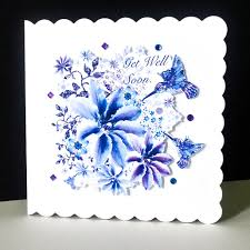 get well soon cards floral flight get well soon card decorque cards