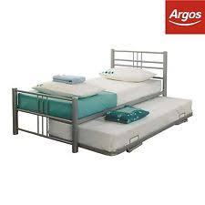 argos metal bed frames u0026 divan bases with slats ebay