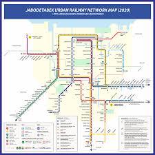 Map Of Jakarta Speeda Jakarta Mrt And Lrt Development A Ground Breaking Start