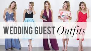 wedding guest dress ideas what to wear to a wedding ideas le
