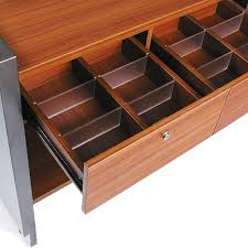 Mini Reception Desk Genie Mini Reception Desk Drawer Detail Fast Office Furniture
