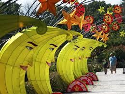 Whitnall Park Botanical Gardens China Lights Lantern Festival At Whitnall Park Extended One Week