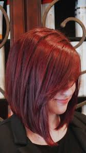 hair cuts with red colour 2015 stylish red bob http www hairstylo com 2015 07 red hair color