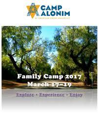 Camp Style Family Weekend Alonim Camp Alonim American Jewish University