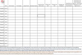 Football Depth Chart Template Excel Roster Template Thebridgesummit Co