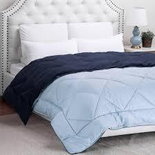 amazon com full queen reversible comforter duvet insert with