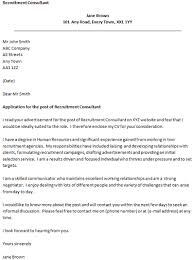 cover letter for placement agency 12233