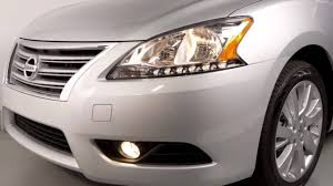 nissan sentra 2014 youtube 2014 nissan sentra headlights and exterior lights youtube