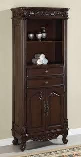 Linen Tower Cabinets Bathroom - bathroom linen cabinets bathroom linen tower bath storage
