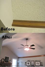 Remove Painted Popcorn Ceiling by The 25 Best Removing Popcorn Ceiling Ideas On Pinterest Remove