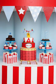 Circus Birthday Decorations 88 Best Circus Party Ideas Images On Pinterest Birthday Party