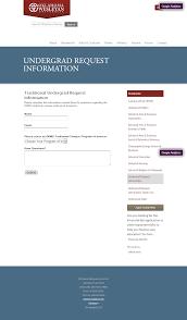 u of admissions marketing july 2013