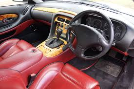 vintage aston martin interior sold aston martin db7 vantage v12 coupe auctions lot 22 shannons