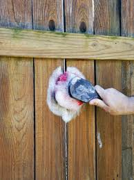 is it better to paint or stain your kitchen cabinets fence painting and staining guide tips hgtv