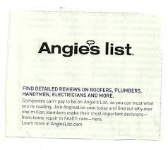 the angie s list unreview or why i angie s list for
