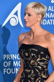 princess charlene wears atelier versace to the monte carlo gala