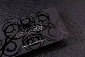 luxury business cards that help you stand out luxury printing