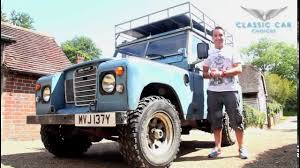 land rover series 3 off road land rover series 3 overview youtube