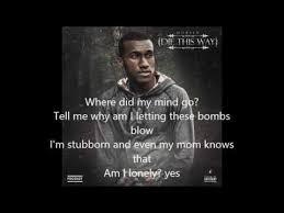 hopsin die this way feat matt black and joey lyrics