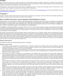 Notice Of Termination Of Notice Of Commencement by R9861500d01 Clickshare Button User Manual 1 Barco Nv