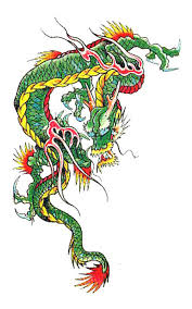 big asian dragon tattoo design in 2017 real photo pictures