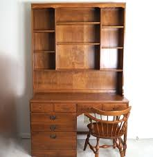 Maple Desk With Hutch Ethan Allen Desk With Hutch Home Furniture Decoration