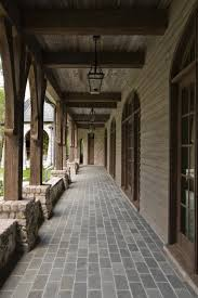 Large Front Porch House Plans by Hunky Exterior House Design Ideas With Lush Rustic Front Porches