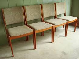Mid Century Modern Dining Chairs Vintage Home Design Trendy Mid Century Modern Teak Furniture Dining