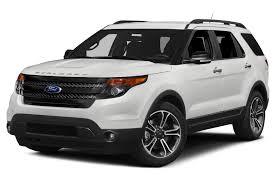 Ford Explorer 3 Rows - 2015 ford explorer sport 4dr 4x4 information