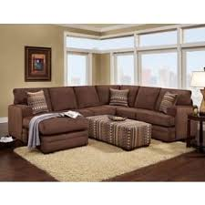 Sectional Microfiber Sofa Microfiber Sectional Sofas For Less Overstock