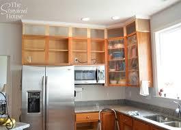 Painting Inside Kitchen Cabinets Best 25 Inside Kitchen Cabinets Ideas On Pinterest Thomasville
