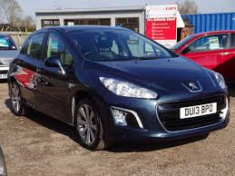 blue peugeot for sale used blue peugeot 308 for sale cambridgeshire