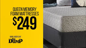 Blow Up Furniture by 9am Labor Day Blow Up The Dump Mattress Store Youtube