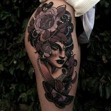 the 25 best hip thigh tattoos ideas on pinterest hip tattoos