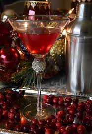 christmas cocktails recipes cranberry kringle cocktail who needs a cape
