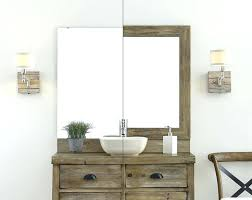 Bathroom Mirror Frame Kits Mirror Frame Kits For Bathroom Mirrors Best Before And Afters