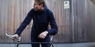 cycling suit jacket lumo be seen urban cycling apparel lumo