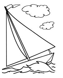sailboat drawing kids free download clip art free clip art