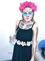 sugar skull costume sugar skull costume rosey hton
