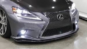 lexus is350 f sport uk ijdmtoy lexus is f sport led fog lights youtube