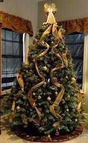 x tree with ribbon x tree