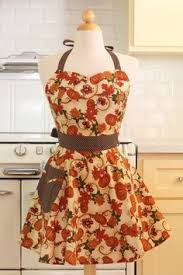 handmade vintage style aprons my style