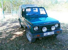 modified gypsy team bhp maruti suzuki to update gypsy in 2014 with diesel engine