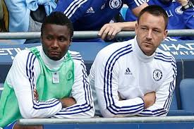 John Bench John Terry Substitution Was Tactical Admits Jose Mourinho After