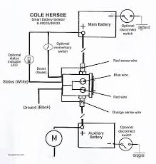guest battery switch wiring diagram new typical isolator