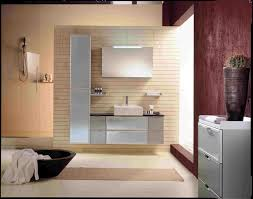 white modern bathroom vanity interior design ideas