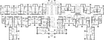 Assisted Living Facility Floor Plans Floor Plans St George Utah Assisted Living The Retreat At