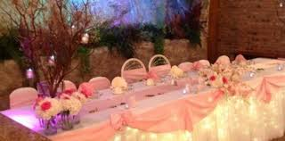 sweet 16 halls picture gallery decorated interior for wedding receptions